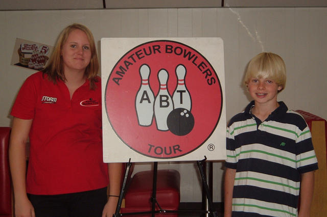 BONWOOD BOWL JUNIOR DIVISION WINNERS  MAY 23-25, 2009  Jessica Wade CHAMPION