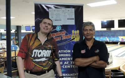 BONWOOD BOWL TOURNAMENT WINNERS  OCTOBER 5, 2014  TONY ANDERSON CHAMPION