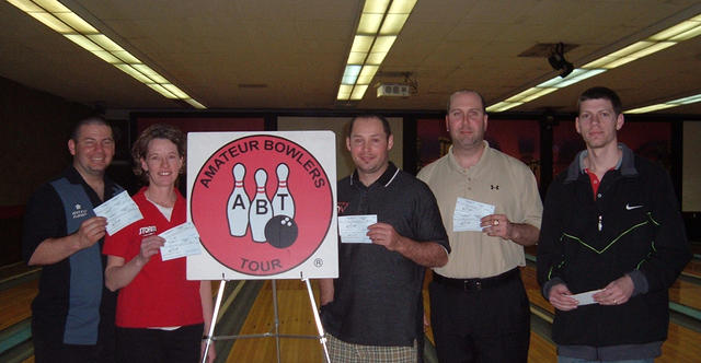 TOWN & COUNTRY LANES TOURNAMENT WINNERS  FEB. 14 & 15, 2009  Dave Slager CHAMPION