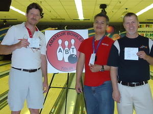 DELTON LANES  TOURNAMENT WINNERS  MAY 15, 2011.  Jeff Greenhalgh CHAMPION