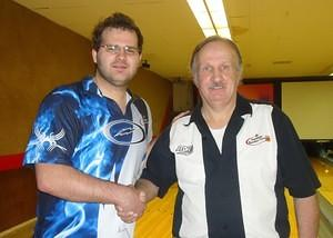 BIG CITY BOWL TOURNAMENT WINNERS  JANUARY 27, 2013 DENNIS KASPRZAK CHAMPION