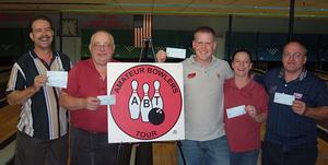 MUSGROVE FAMILY BOWL TOURNAMENT WINNERS  OCT. 13 & 14, 2007  Mark Cornett CHAMPION