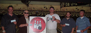 SOUTH COUNTY LANES TOURNAMENT WINNERS JUNE 28 & 29, 2008 Casey Nielsen CHAMPION