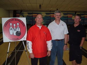 SPARETIME TOURNAMENT WINNERSNOVEMBER 12, 2006(L to R)Jim Campbell CHAMPION, Steve Bordley 2nd, Lance Blood 3rd