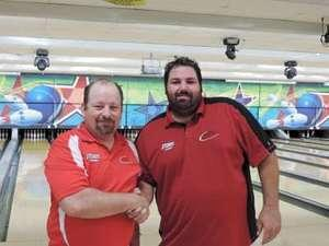 ALLSTAR LANES - SANDY TOURNAMENT WINNERS  JUNE 14, 2015  RICK CARRIGAN, SR CHAMPION