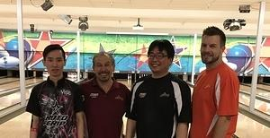 ALLSTAR LANES - W. JORDAN TOURNAMENT WINNERS  APRIL 23, 2017  DAT NGUYEN CHAMPION