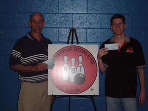 AMF RITZ MASTERS DIV. WINNERS MARCH 17 & 18, 2007  Wyatt Wadley CHAMPION